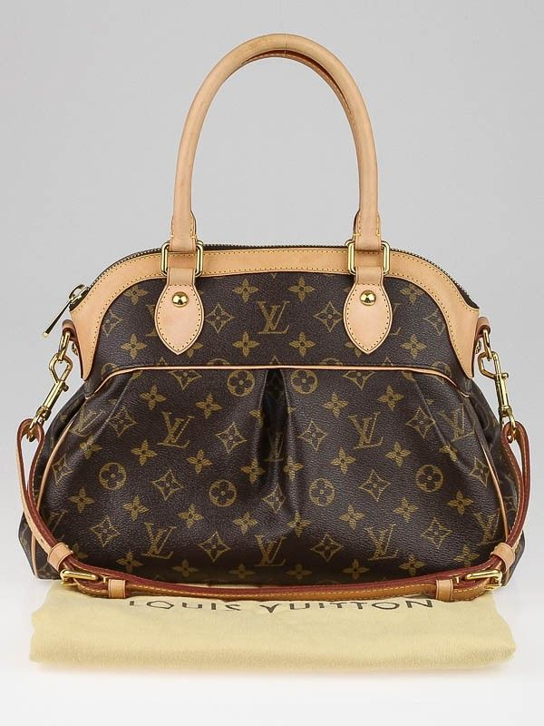 Louis Vuitton Made to Order Monogram Canvas Trevi PM Bag  691c323e83bb4