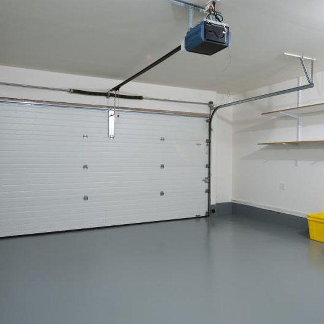 How To Seal Your Garage Door Build A Wall Hunker Building A Garage Convert Garage To Bedroom Garage Interior