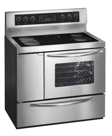 36 Inch Electric Range Top Open Coil Electric Range Electric