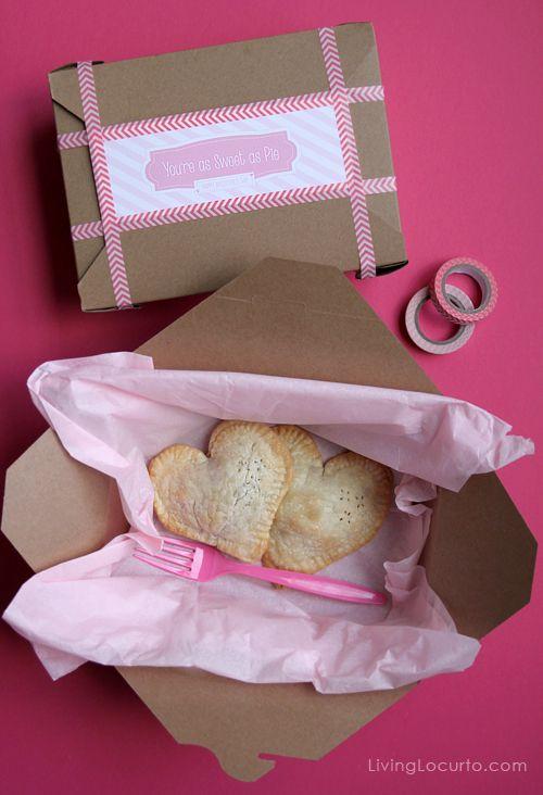 chocolate chip cookie oreo mini heart pies valentines day oreo rh pinterest com