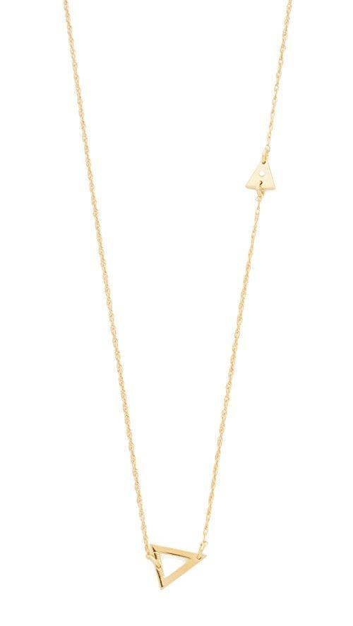 Jennifer Zeuner Sasha Diamond Necklace 7bHI1n