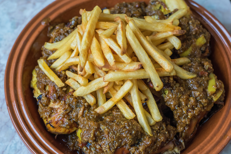 Eid Mubarak Moroccan Djaj M Hamer Tagine Moroccan Food Tagine