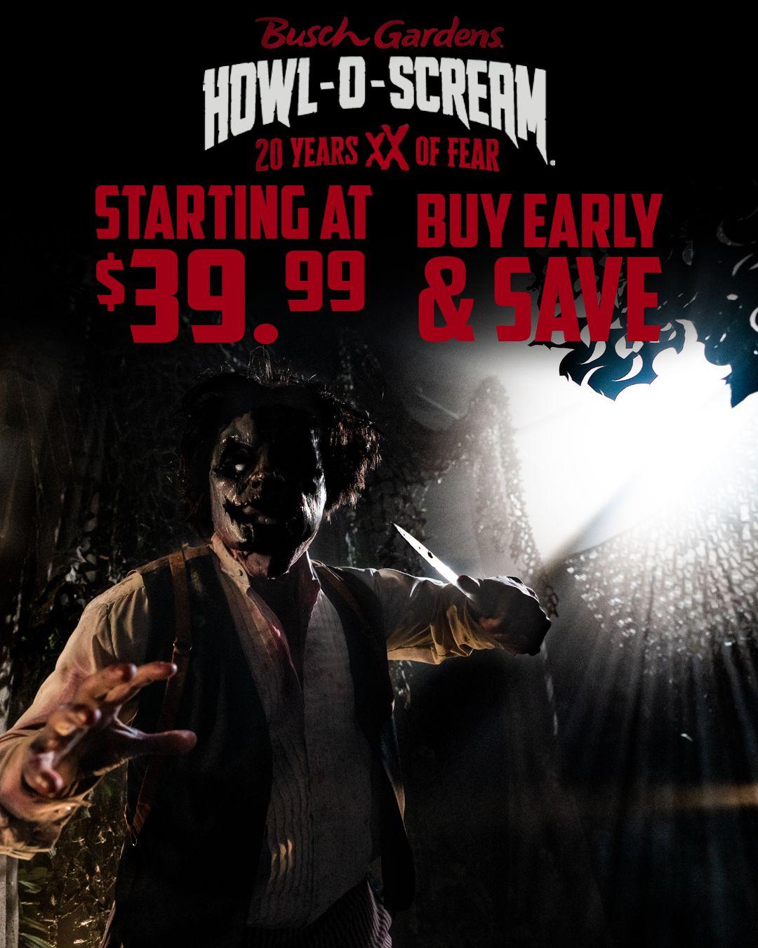 e08e28f49db2f60b63b57177de988902 - Busch Gardens Tampa Howl O Scream Ticket Prices