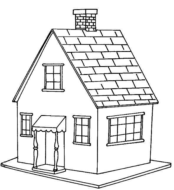 Free Printable House Coloring Pages For Kids House Colouring Pages House Colouring Pictures Coloring Pages For Kids
