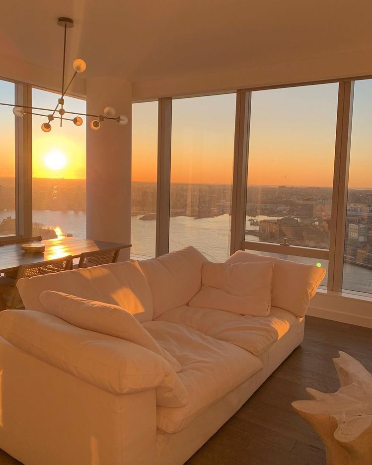 sunset couch