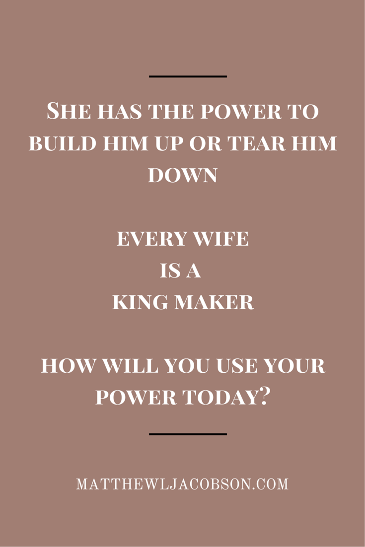 Matthewljacobson Com Everywifeakingmaker Words Of Affirmation For