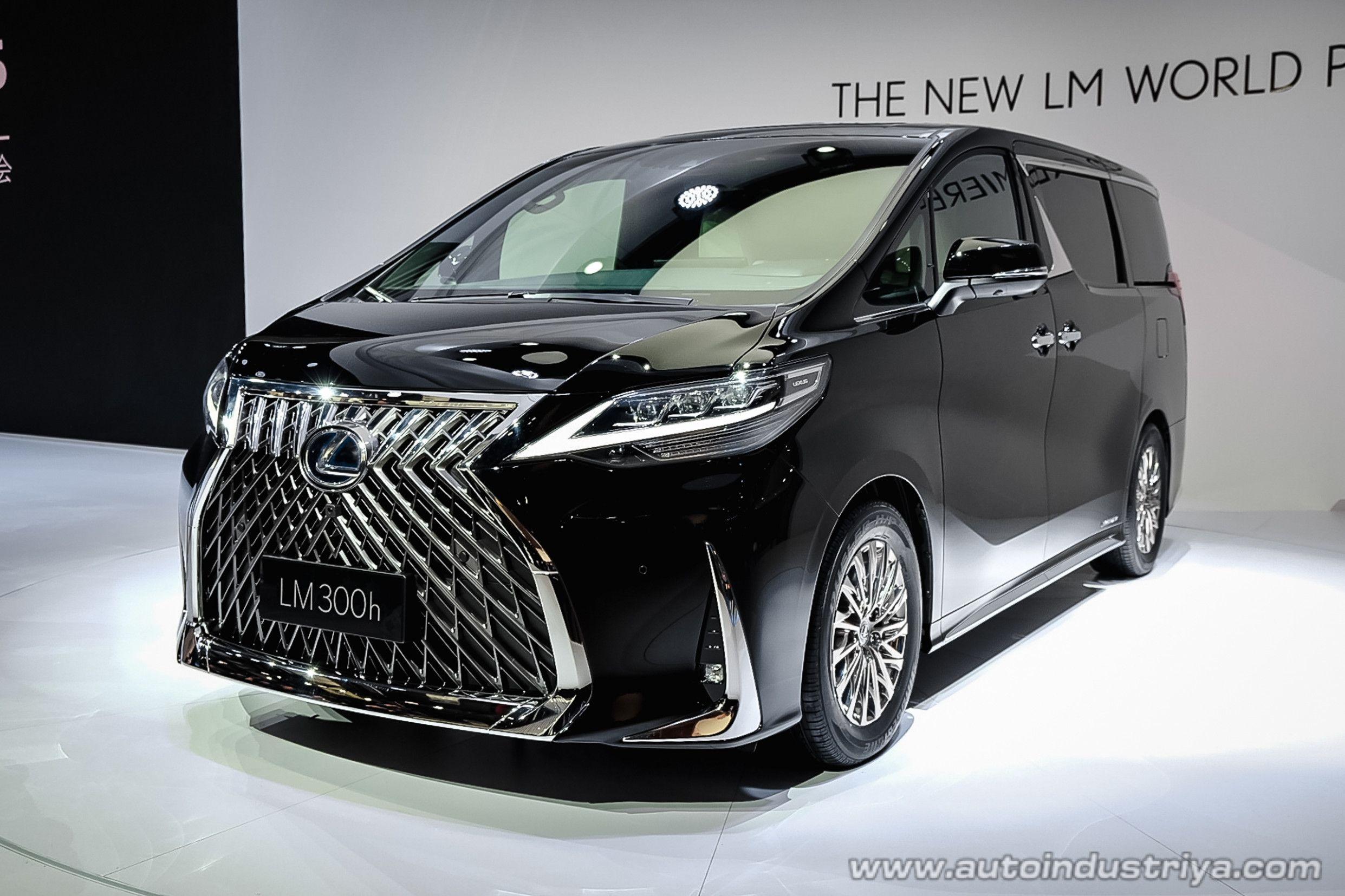 2020 Toyota Alphard Ratings Di 2020 Toyota Camry Mobil Toyota
