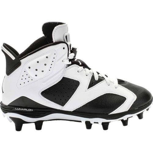 on sale d0072 e01dd Nike Jordan Men s Retro 6 TD Football Cleats