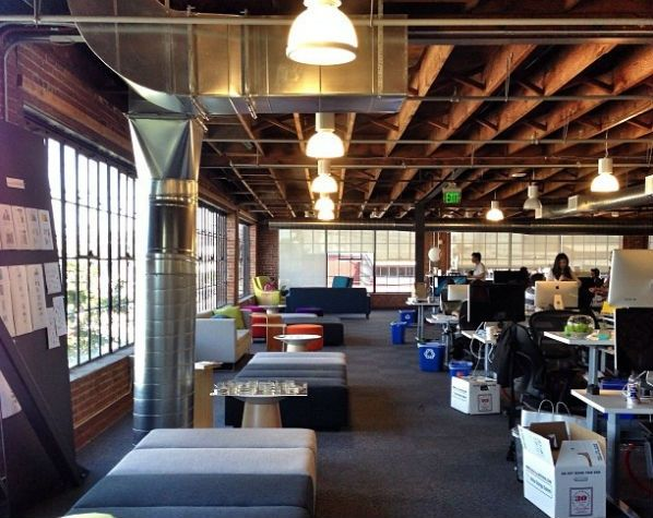 Why Today 39 S Start Ups Are Choosing Urban Lofts Over