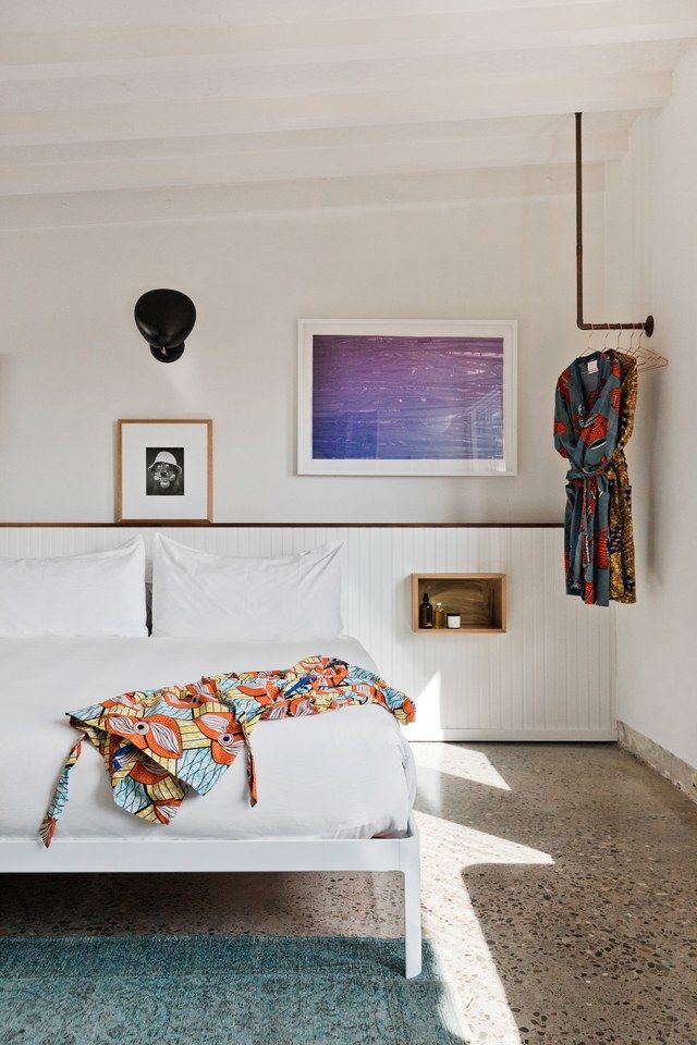 Motel Room Interiors: Take A Detour To The Most Luxurious Motels In America