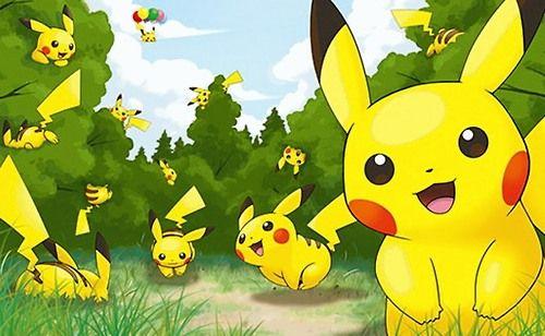 kyaaaaaaa!!!! ^o^ Pikachu Pokemon, Pikachu, Cute pikachu