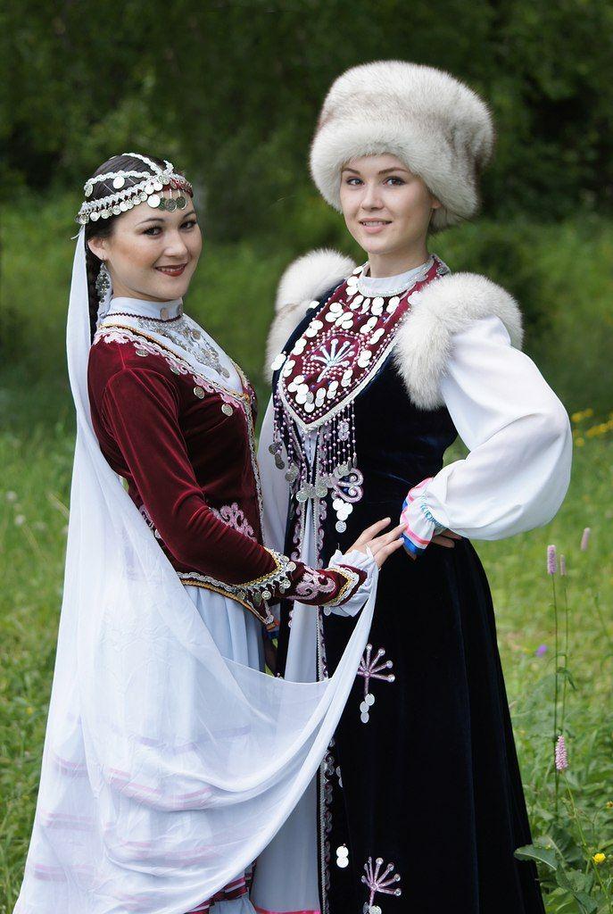 башкортостан - Поиск в Google | Традиционные платья ...
