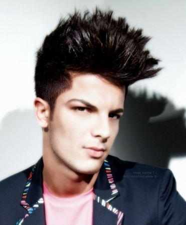 Looking For Rocker Hairstyles For Men