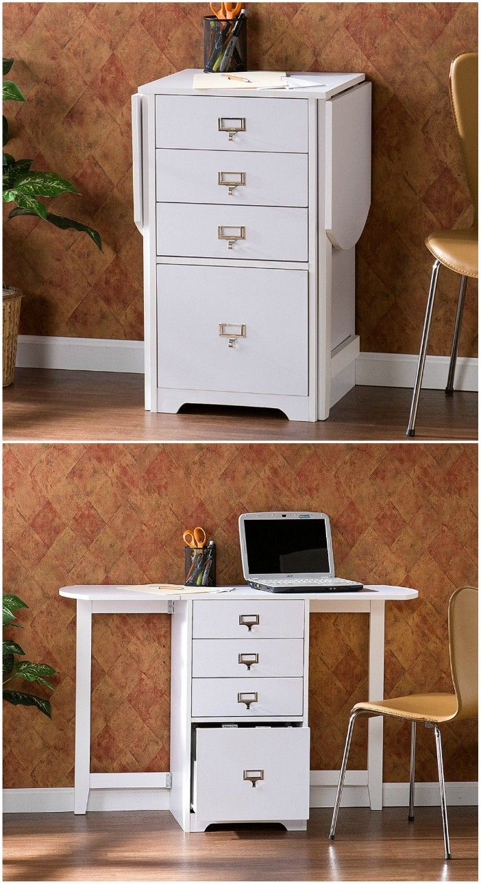 Convertible Furniture 10 Ingenious Solutions For Small Es Craft Desk And
