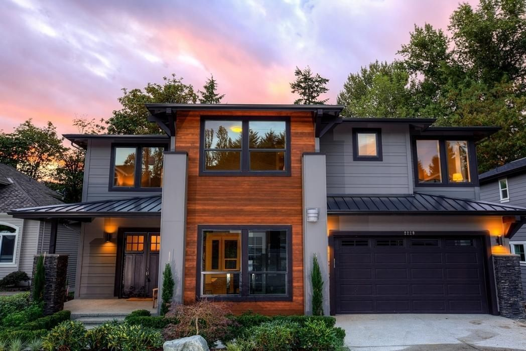 Charming The London B Home Design   Contemporary   Exterior   Seattle   By JayMarc  Homes