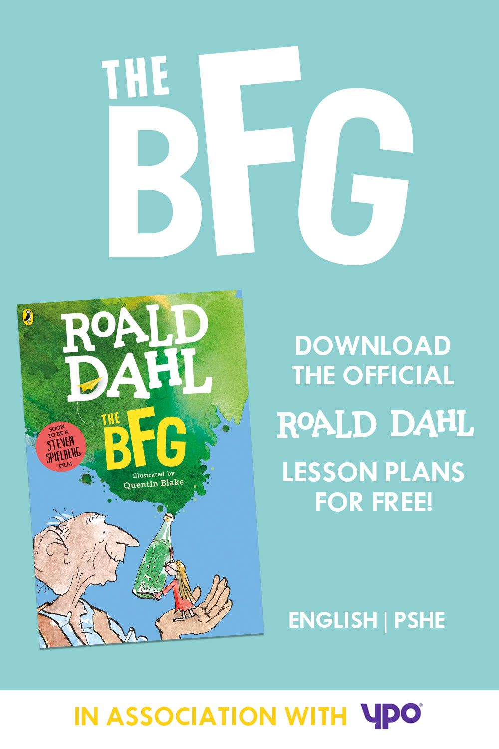 Ebook bfg roald dahl