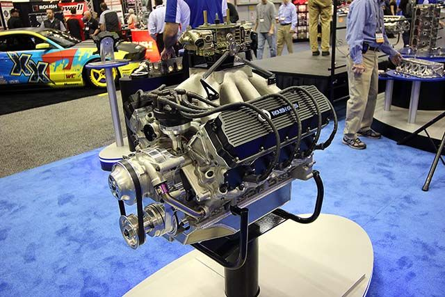 All New Ry45 Race Engine From Roush Yates Engines Http Www