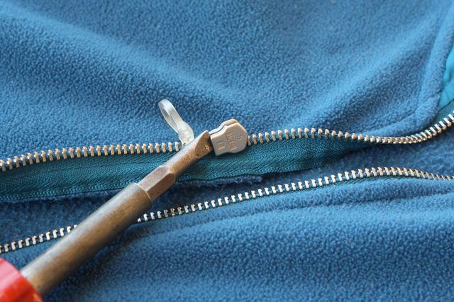 How to fix a zipper split how to fix a zipper split with pictures ehow ccuart Images