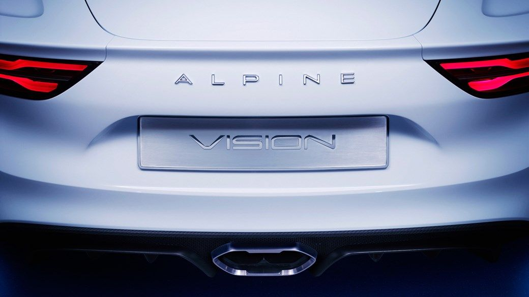 "Alpine, Renault's oddball performance division, is back. And company design chief Antony Villain says the Alpine Vision Concept ""reflects 80 percent of the style of the forthcoming road car,"" meaning we are one step closer to what's coming than with the Celebration Concept a few months ago."