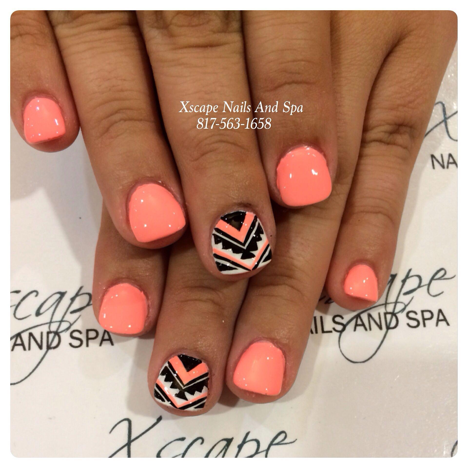 Tribal nails  | Nails | Pinte