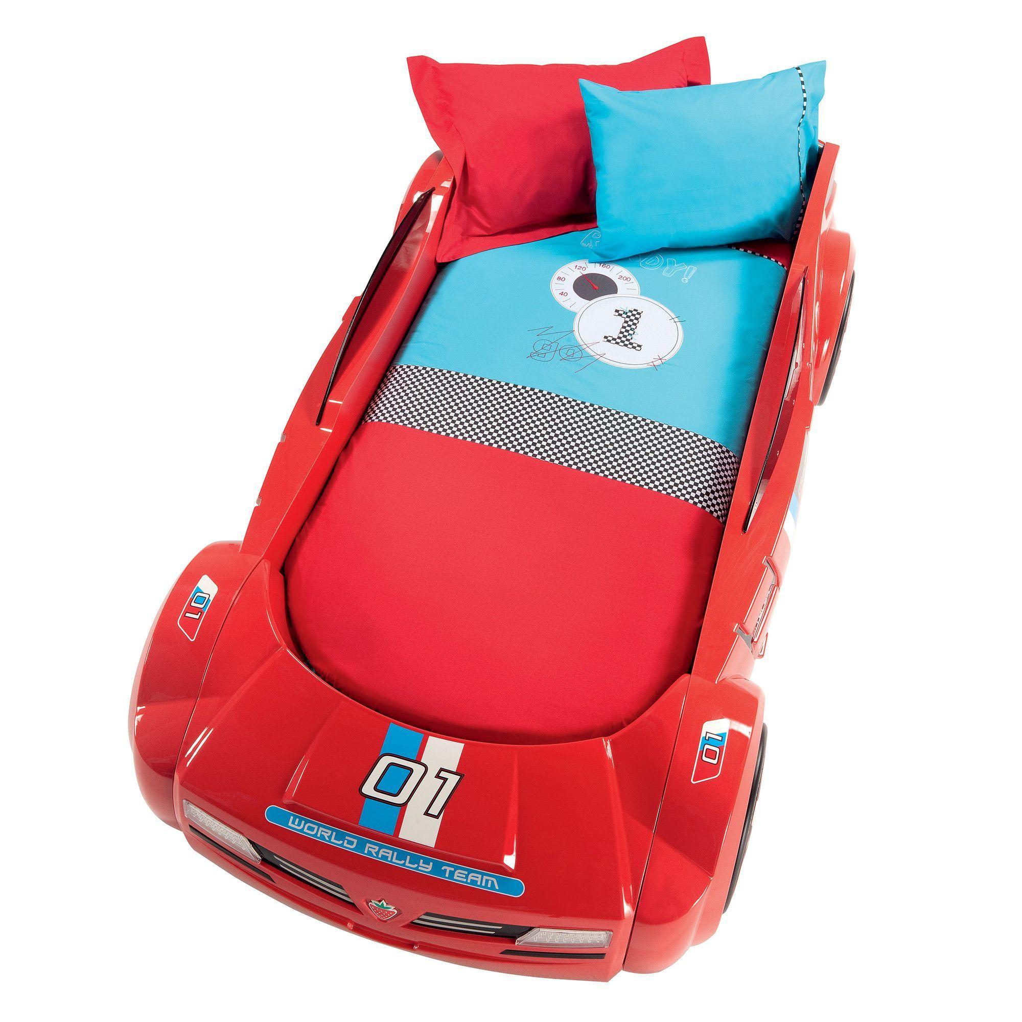 Need for sleep Turbo 4 Piece Toddler Duvet Set Toddler