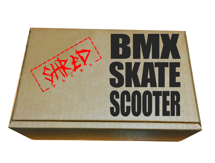 Shredpacks skate bmx or scooter subscription pack subscription shredpacks skate bmx or scooter subscription pack fandeluxe Choice Image