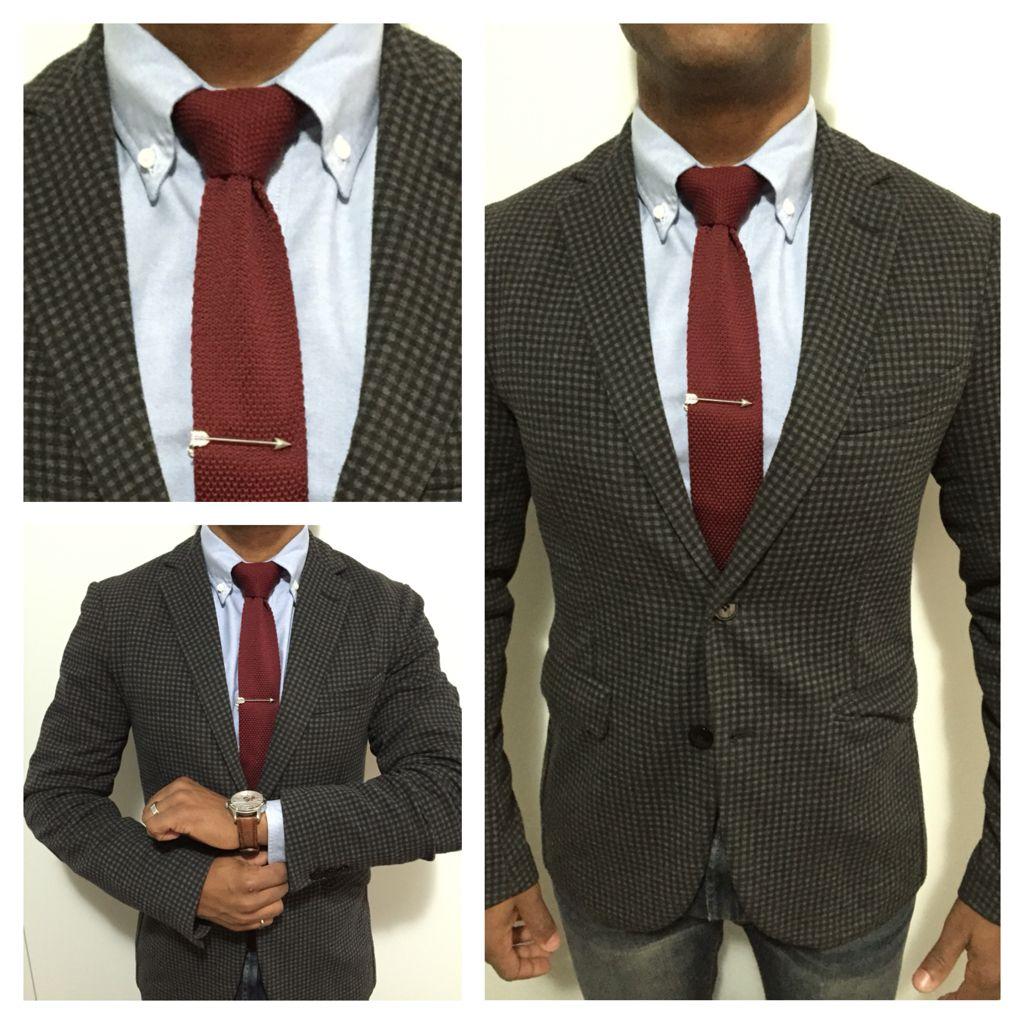 Mens fashion tie clip 87