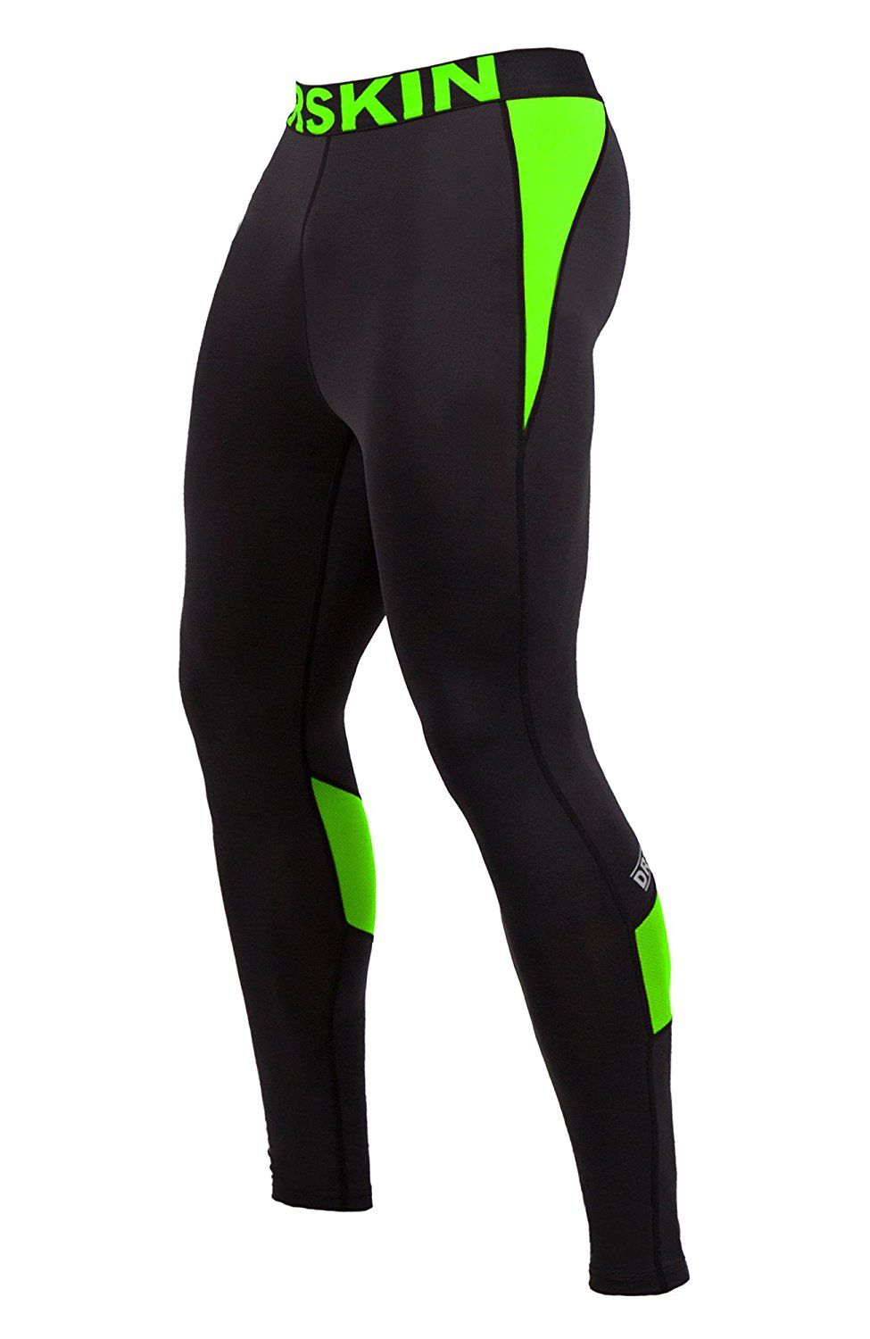 5744500f4fe4a1 Amazon.com: DRSKIN Compression Cool Dry Sports Tights Pants Baselayer  Running Leggings Yoga Rashguard Men Women: Clothing