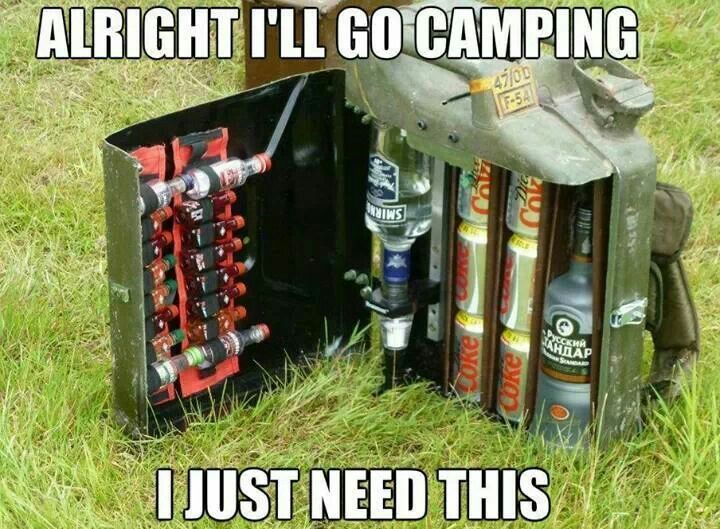 camping done right