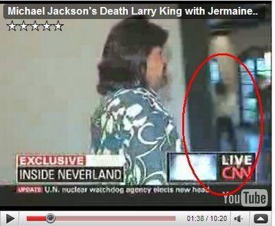 Michael Jackson Real Ghost