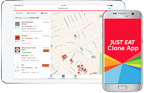 Just Eat Clone App From Shopurfood The Best Just Eat Clone