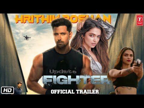 Fighter 2022 Hrithik Roshan Deepika Padukone Siddharth Anand F In 2021 Movie Teaser Deepika Padukone Hrithik Roshan