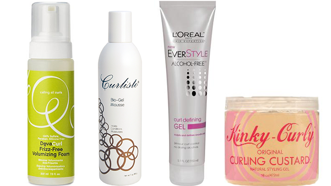 8 Alcohol Free Curl Defining Products Alcohol Free Hair Products Hair Mousse Curly Hair Styles