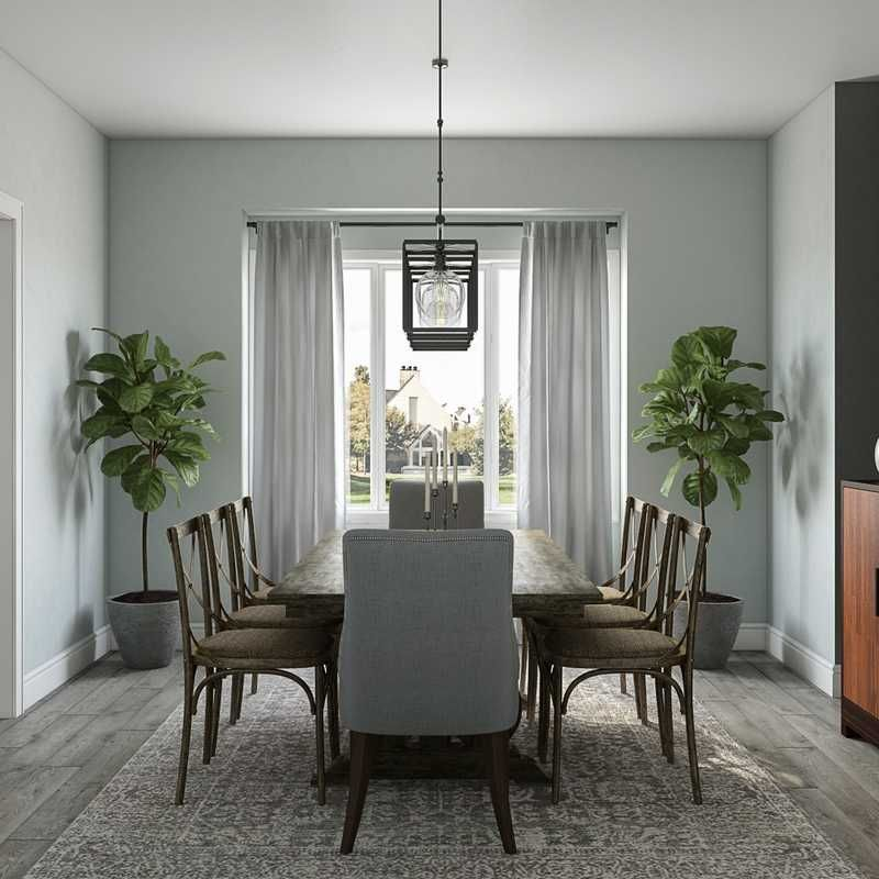Traditional Farmhouse Dining Room Design By Havenly Interior Designer Madeline In 2021 Dining Room Interiors Interior Design Dining Room Dining Room Design