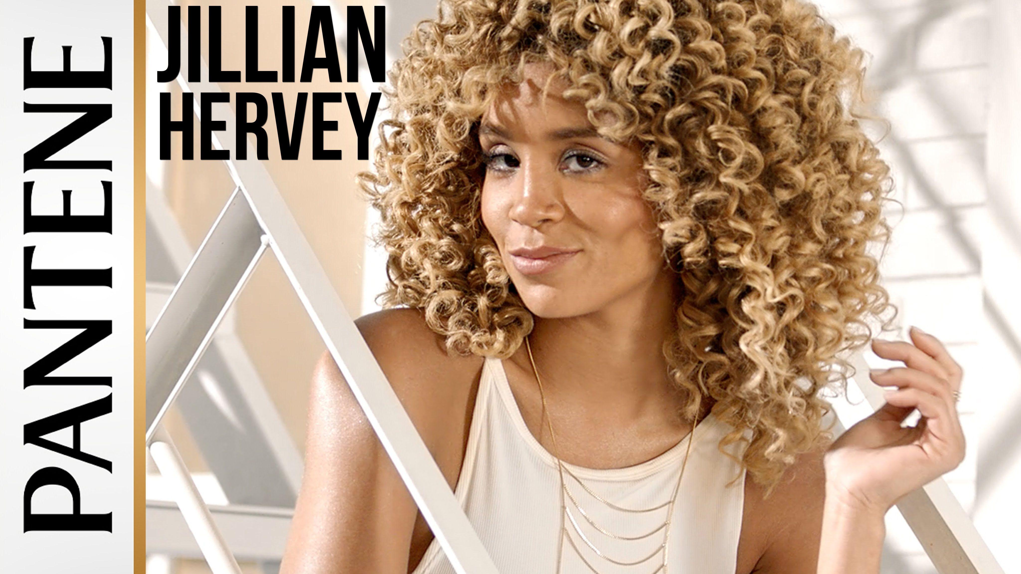 Rae Dawn Chong Lesbian Beautiful jillian hervey: beautiful curly hair | pantene commercial | my fav