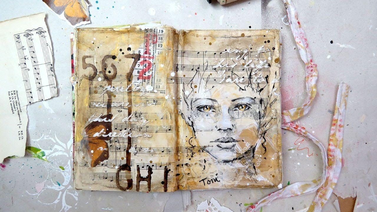 Pin On Art Journal Love