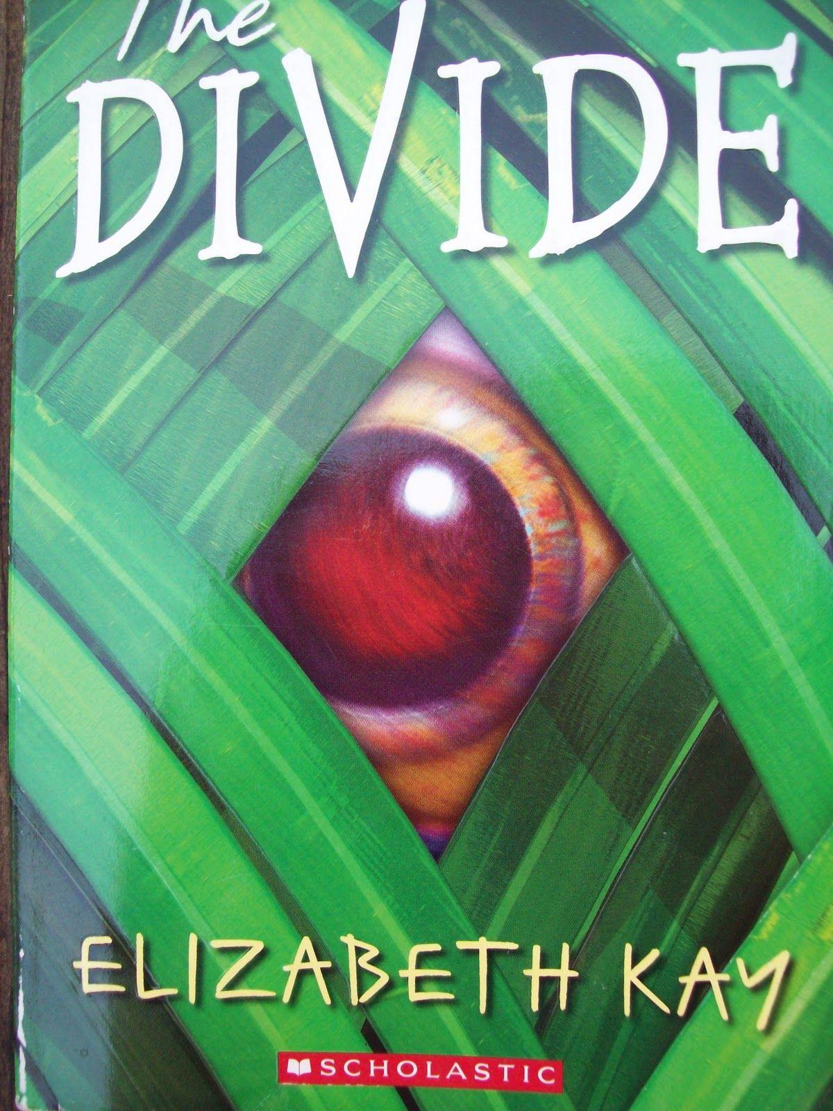 The Divide trilogy by Elizabet...