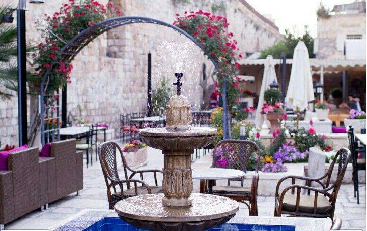 Our family restaurant in Jerusalem.