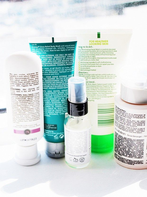 The Essential Dictionary Of Skincare Ingredients Cosmetics