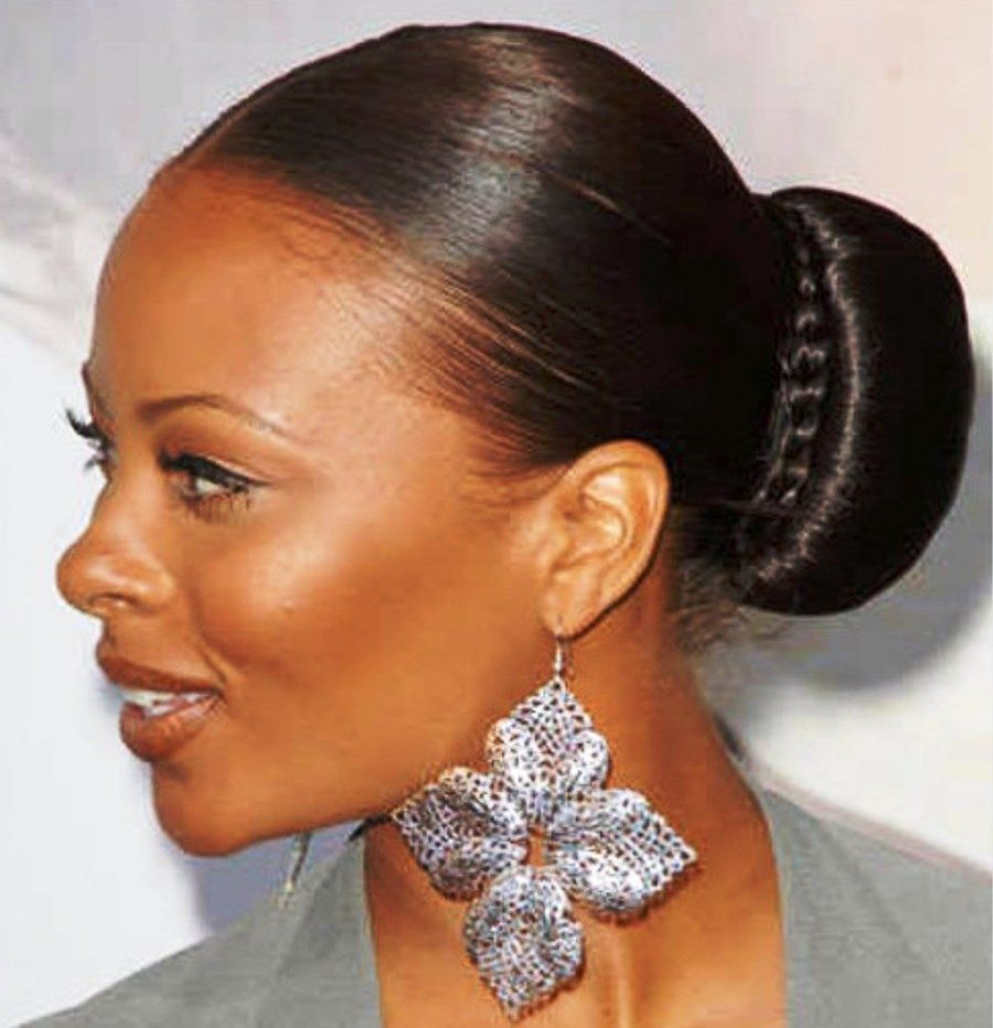 15 updo hairstyles for black women who love style updo and black 15 updo hairstyles for black women who love style pmusecretfo Images