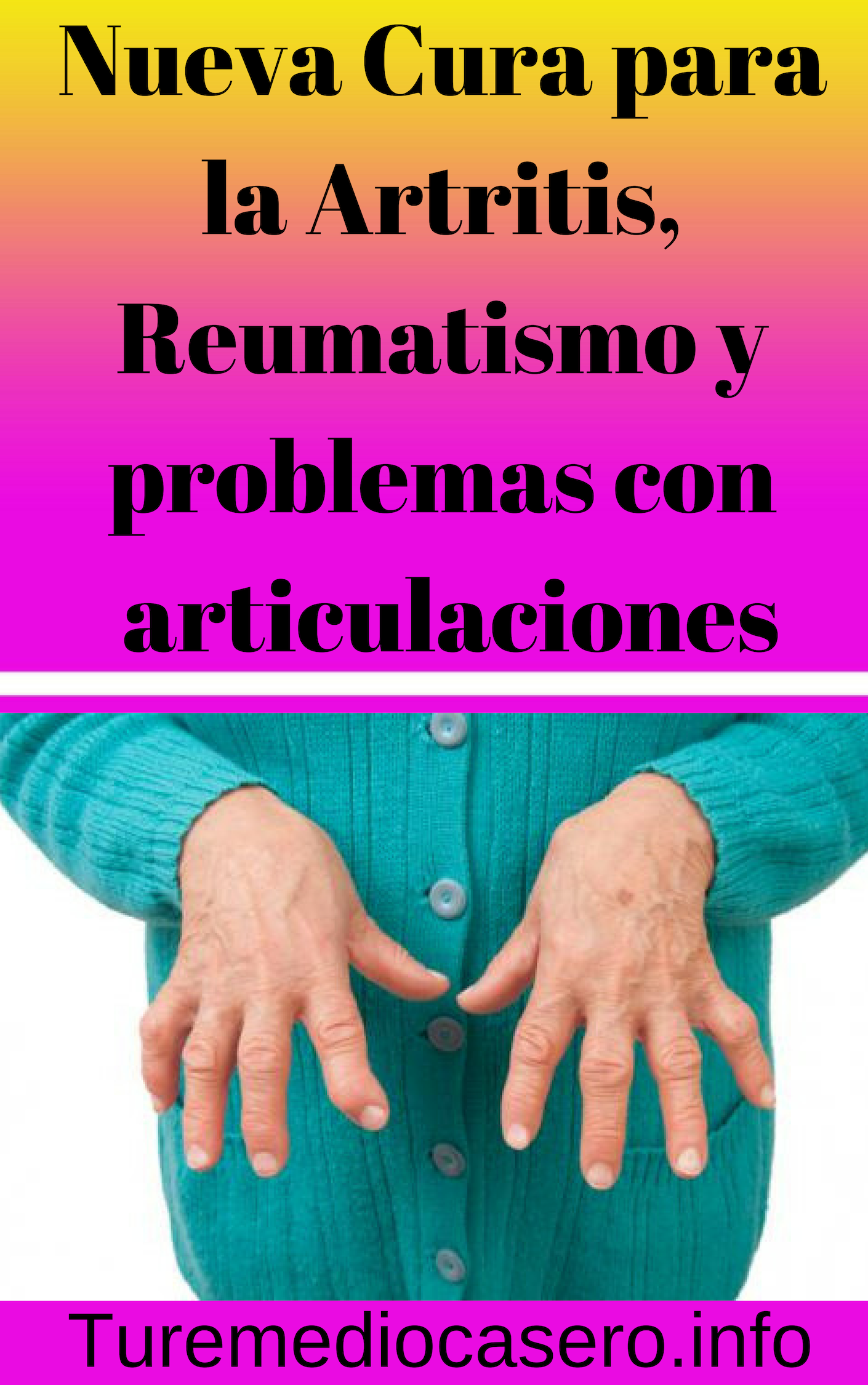Dieta para el reumatismo articular