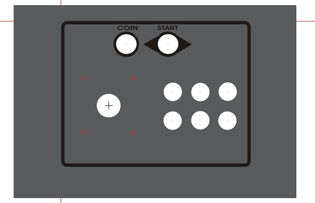 Pin On Arcade Control Panel Art Ideas
