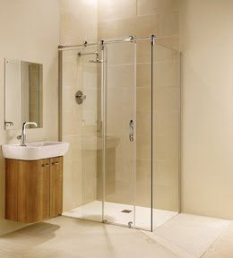 Shower No Step Google Search Rectangular Shower Enclosures Shower Doors Sliding Shower Door