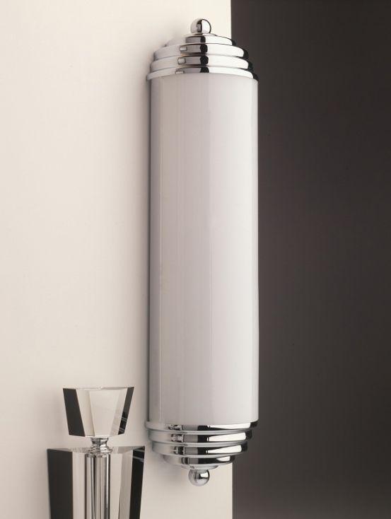 Top art deco bathroom lighting bathroom design pinterest top art deco bathroom lighting aloadofball Image collections