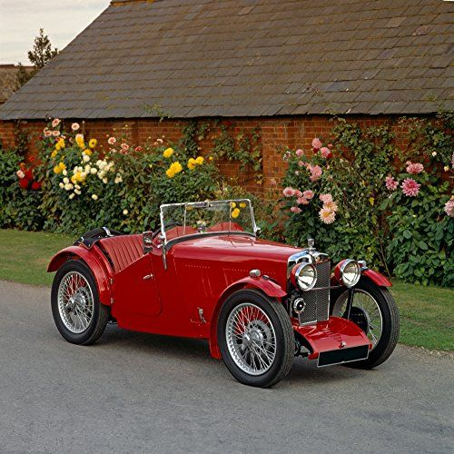 1933 MG J2 2-seat Convertible Sports Tourer With Wolsely
