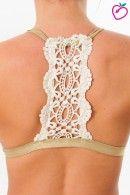 Paradizia Swimwear 'Studio 54' Triangle Bikini by Paradizia 2013 | The Orchid Boutique