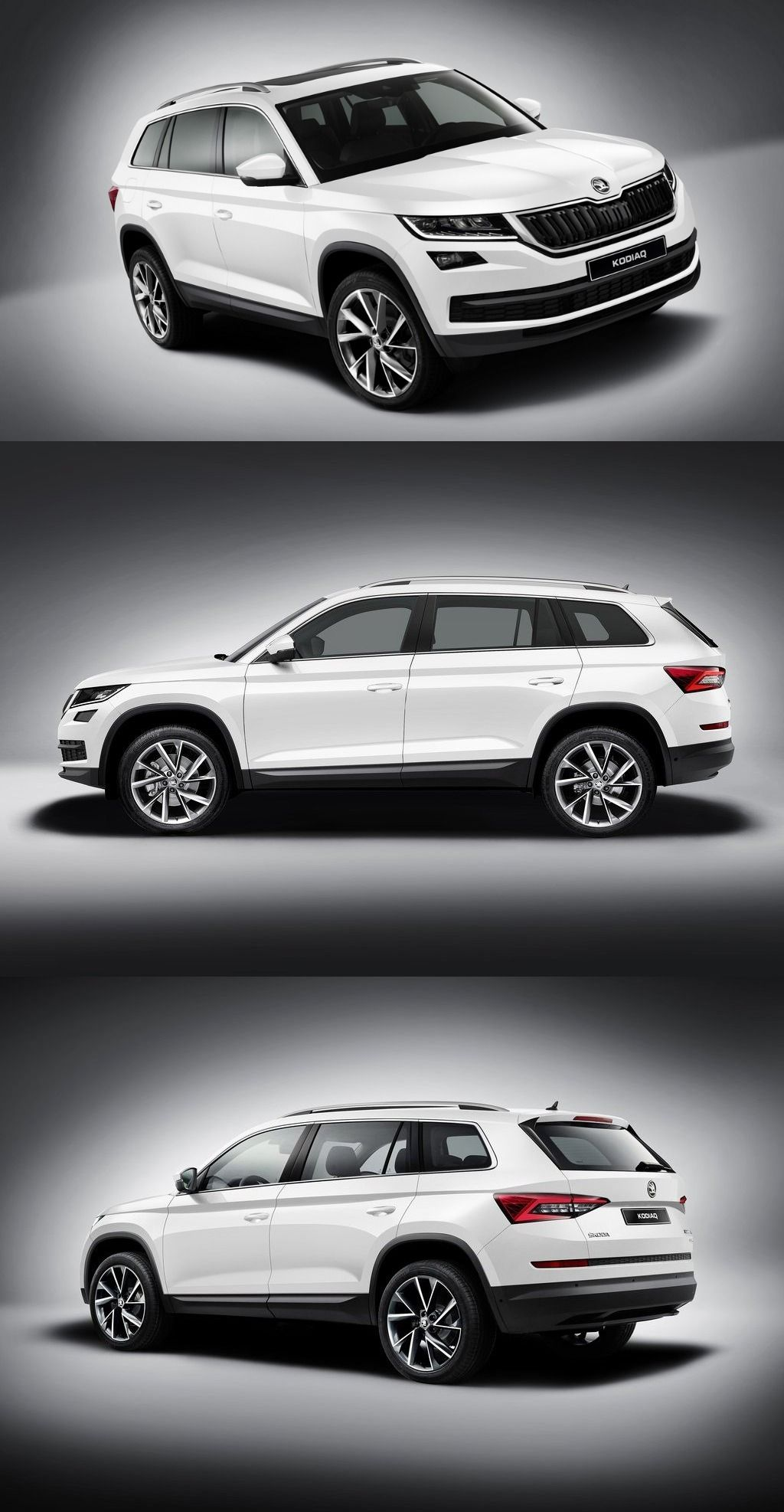 Up ing Skoda Kodiaq SUV Bookings Open at Dealerships in India