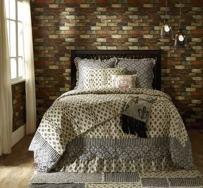 Elysee Quilt In 4 SIZES Farmhouse Chic Bedding