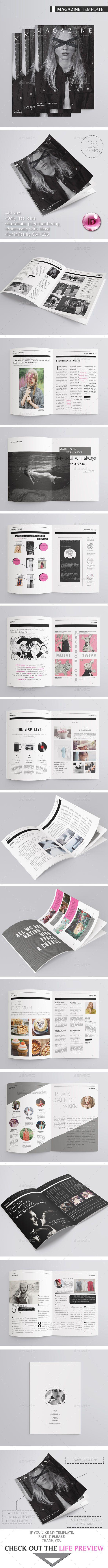 Multipurpose Magazine 26 Pages | Revistas