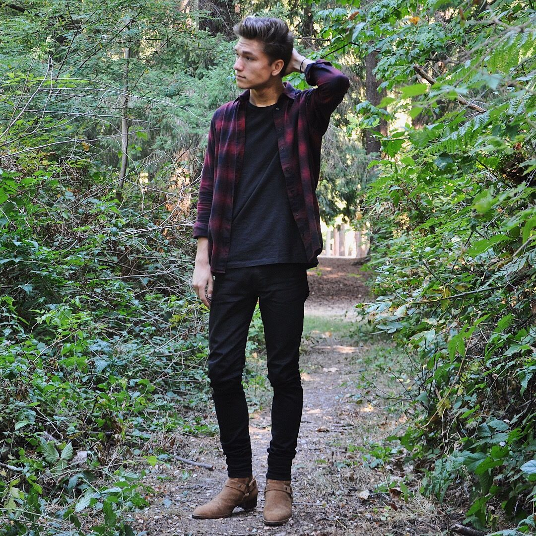 Top of WAYWT   September 21   Male fashion advice, Flannel ...